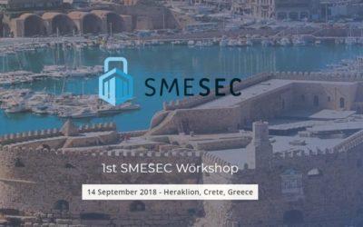 RAID 2018 – SMESEC