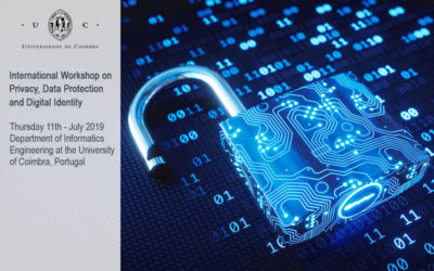 1st International Workshop on Privacy, Data Protection and Digital Identity