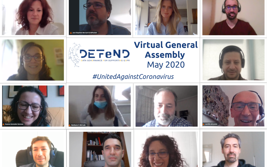Defend Project - Virtual General Assembly