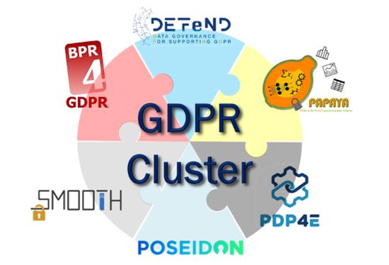 GDPR Cluster Webinar