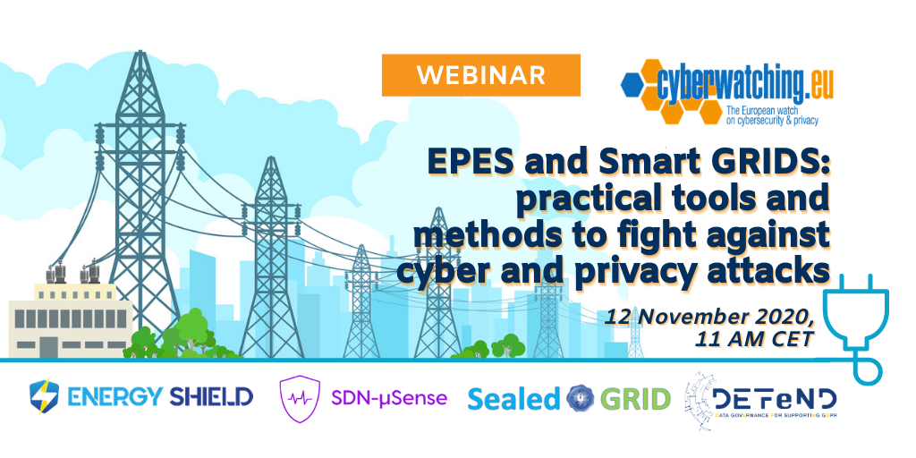 """EPES AND SMART GRIDS"" – WATCH THE WEBINAR"